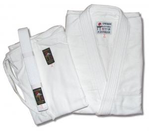 Judogi Chikara 450g biała