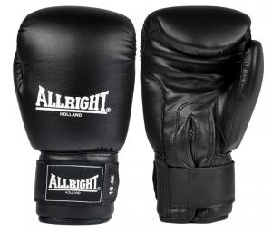 Rękawice bokserskie ALLRIGHT TRAINING czarne