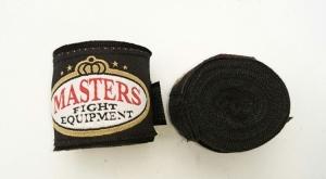 Bandaż bokserski elastyczny MASTERS seria BBE