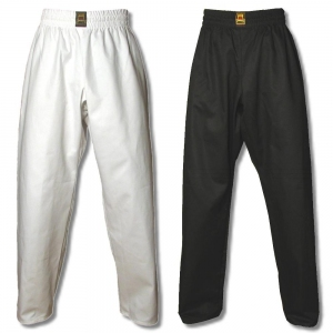 Spodnie treningowe bawełniane