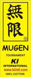 Karategi Mugen Yellow Label 14oz 160-195cm