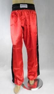 Spodnie długie SKBP-32 czerwone