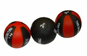 Piłka rehabilitacyjna syntetyczna