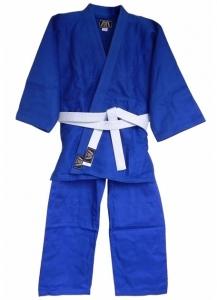 Judogi Panthera 450g niebieska + pas