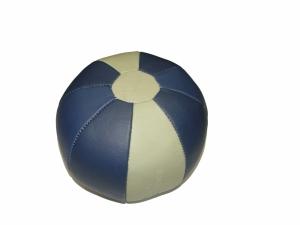 Piłka rehabilitacyjna skórzana