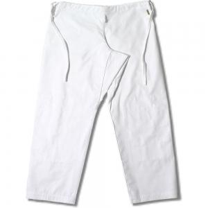 Spodnie do Judo bawełniane białe