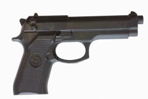 Pistolet gumowy Beretta