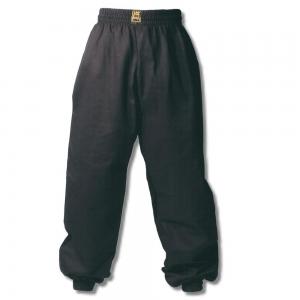 Spodnie do kung-fu bawełniane