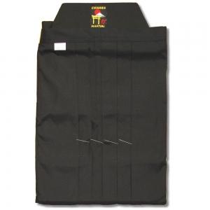 Hakama Chikara polyester/rayon czarna