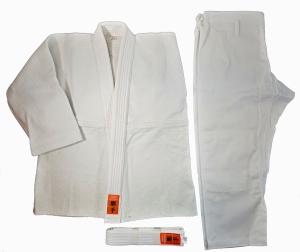 Judogi Double Kumade