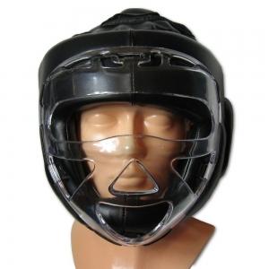 Kask skajowy z maską
